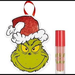 Kylie Grinch Sweet Like Candy Cane & Lil Grinch